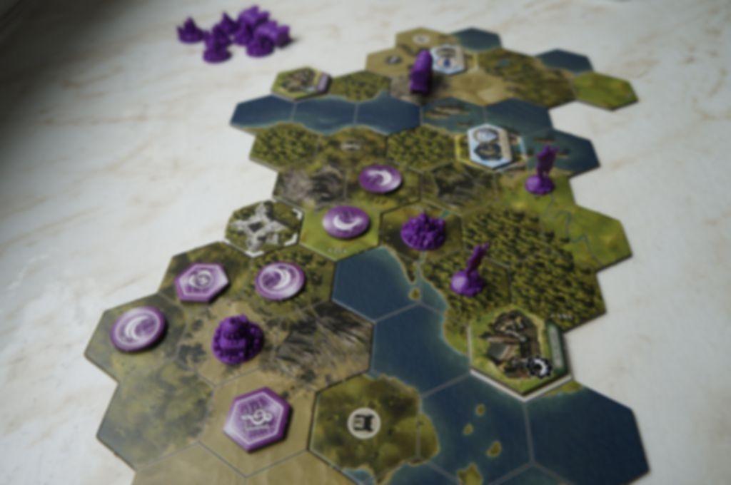 Civilization: A New Dawn – Terra Incognita gameplay