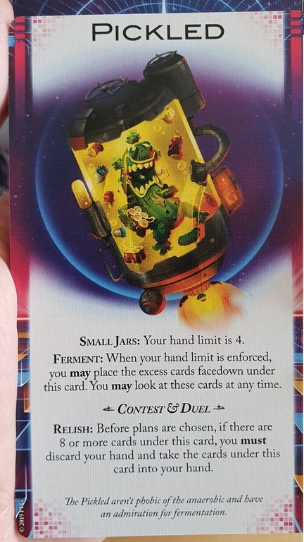 Cosmic Encounter Duel cards