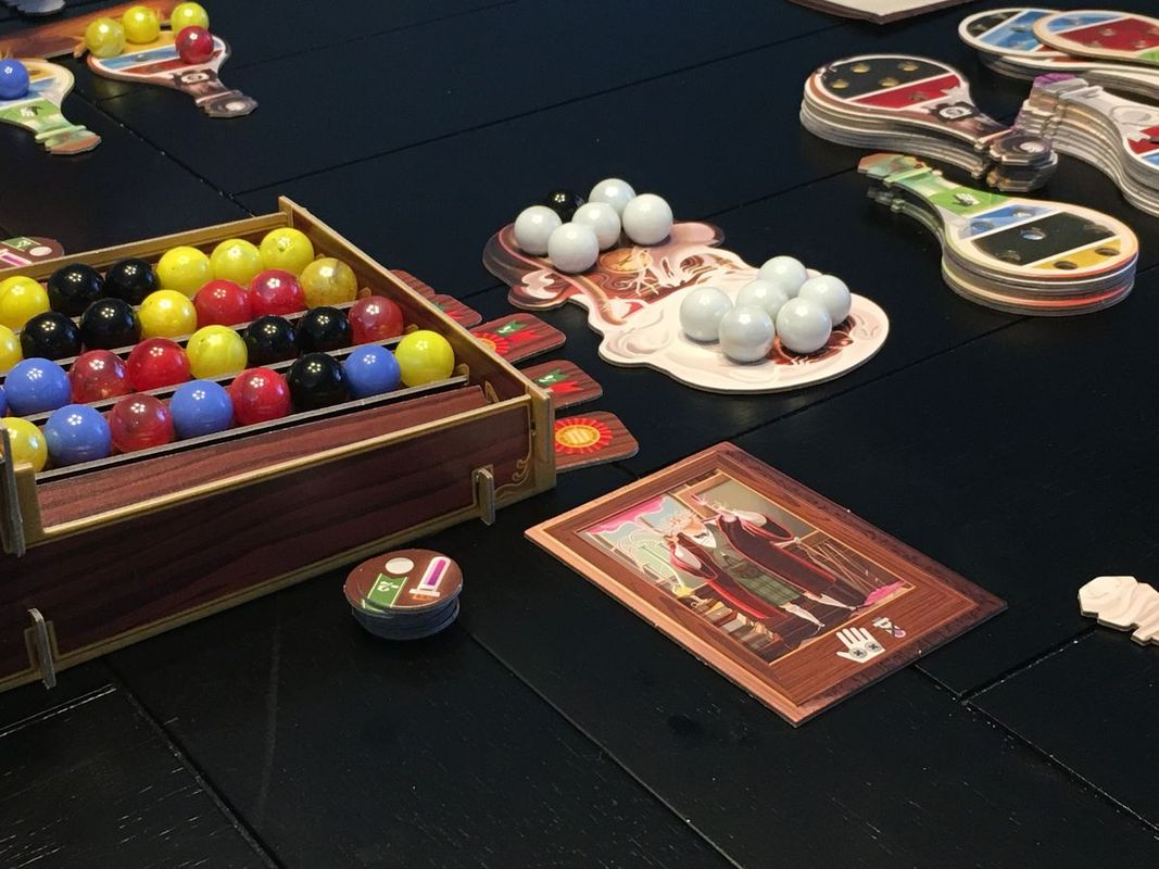 Potion Explosion: The Fifth Ingedient gameplay