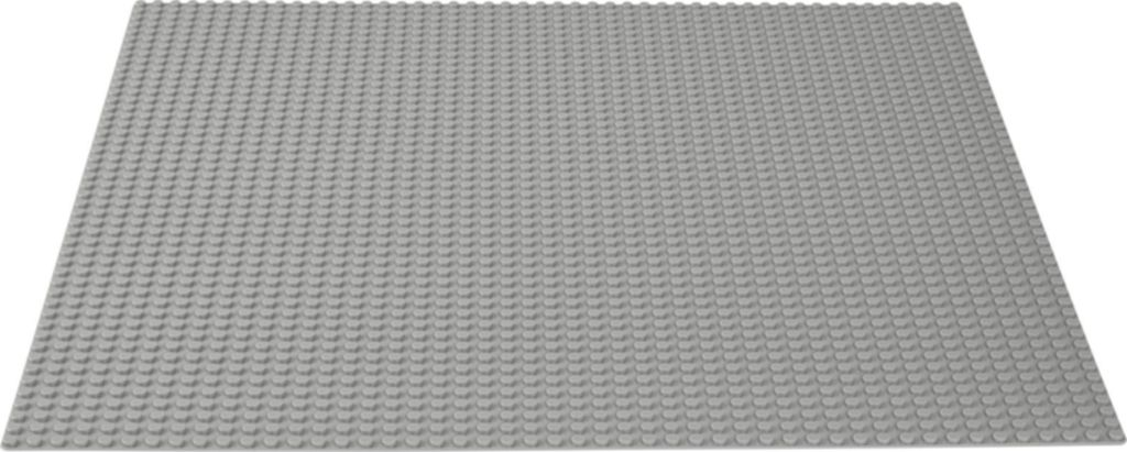 LEGO® Classic Gray Baseplate components