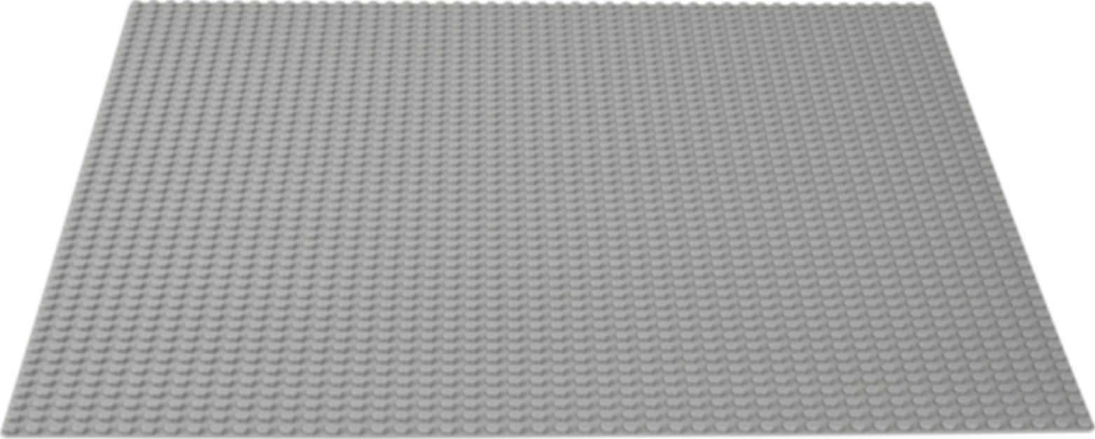 Gray Baseplate components