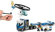Police Helicopter Transport components