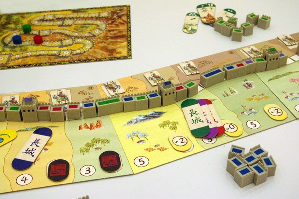 Chang Cheng gameplay