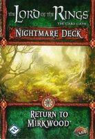 The Lord of the Rings: The Card Game - Nightmare Deck: Return to Mirkwood