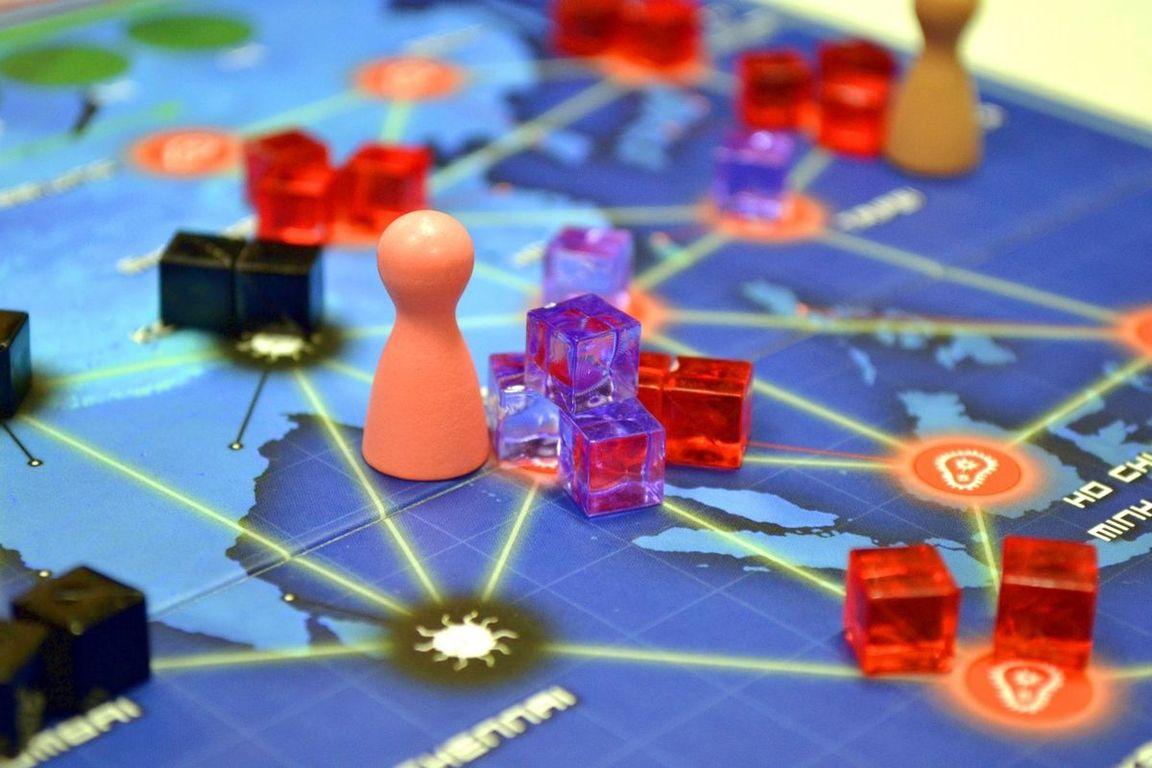 Pandemic: On the Brink gameplay