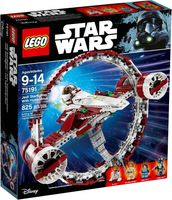 LEGO® Star Wars Jedi Starfighter™ With Hyperdrive