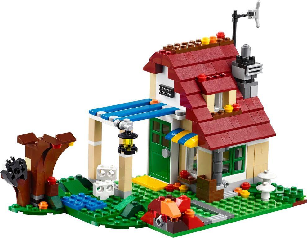 LEGO® Creator Changing Seasons gameplay