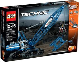 LEGO® Technic Crawler Crane
