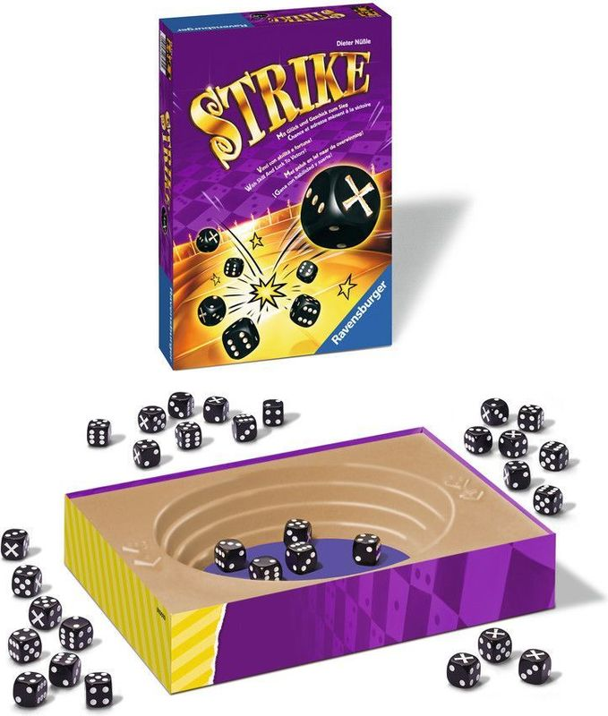 Strike components