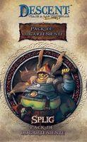Descent: Viaje a las Tinieblas (Segunda Edición) - Lugarteniente Splig