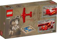 Amelia Earhart Tribute back of the box