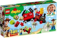 LEGO® DUPLO® Toy Story Train back of the box