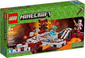 LEGO® Minecraft The Nether Railway