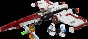 LEGO® Star Wars Z-95 Headhunter components