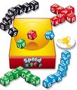 Speed Dice components