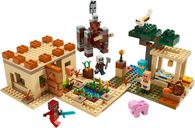 LEGO® Minecraft The Illager Raid components