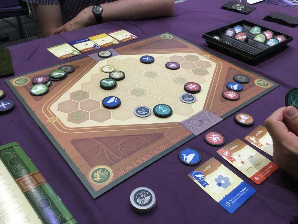 War Chest gameplay