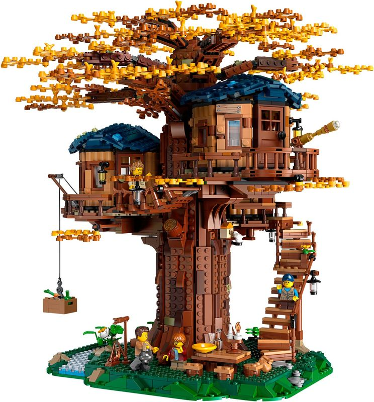 Tree House components