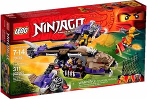 LEGO® Ninjago Condrai Copter Attack