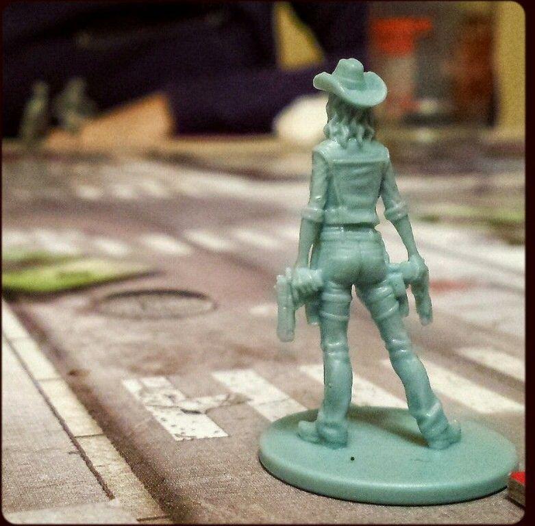 Zombicide Season 3: Rue Morgue miniatures