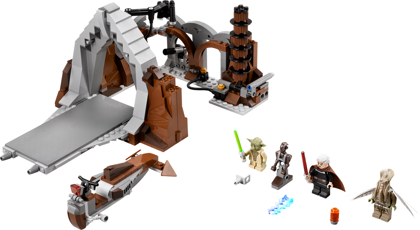 LEGO® Star Wars Duel on Geonosis components