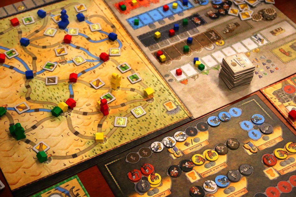 Orléans gameplay