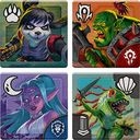 Small World of Warcraft cards