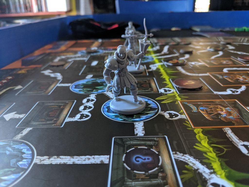 Clank! Legacy: Acquisitions Incorporated gameplay
