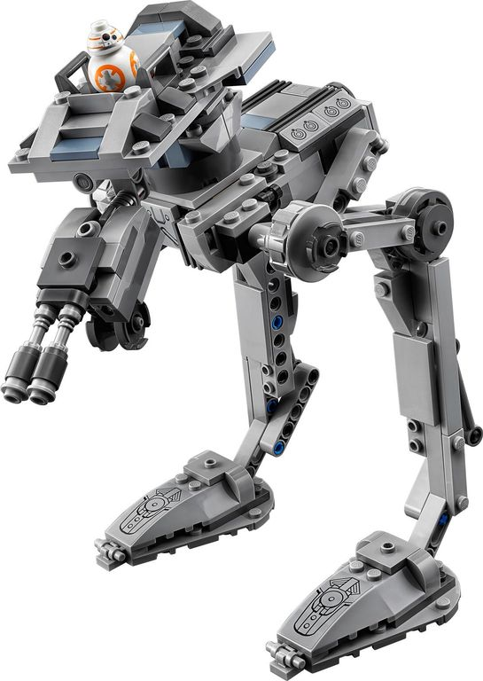 LEGO® Star Wars First Order AT-ST™ components