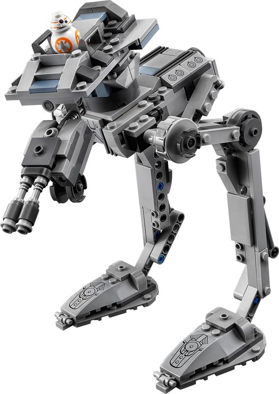 First Order AT-ST™ components