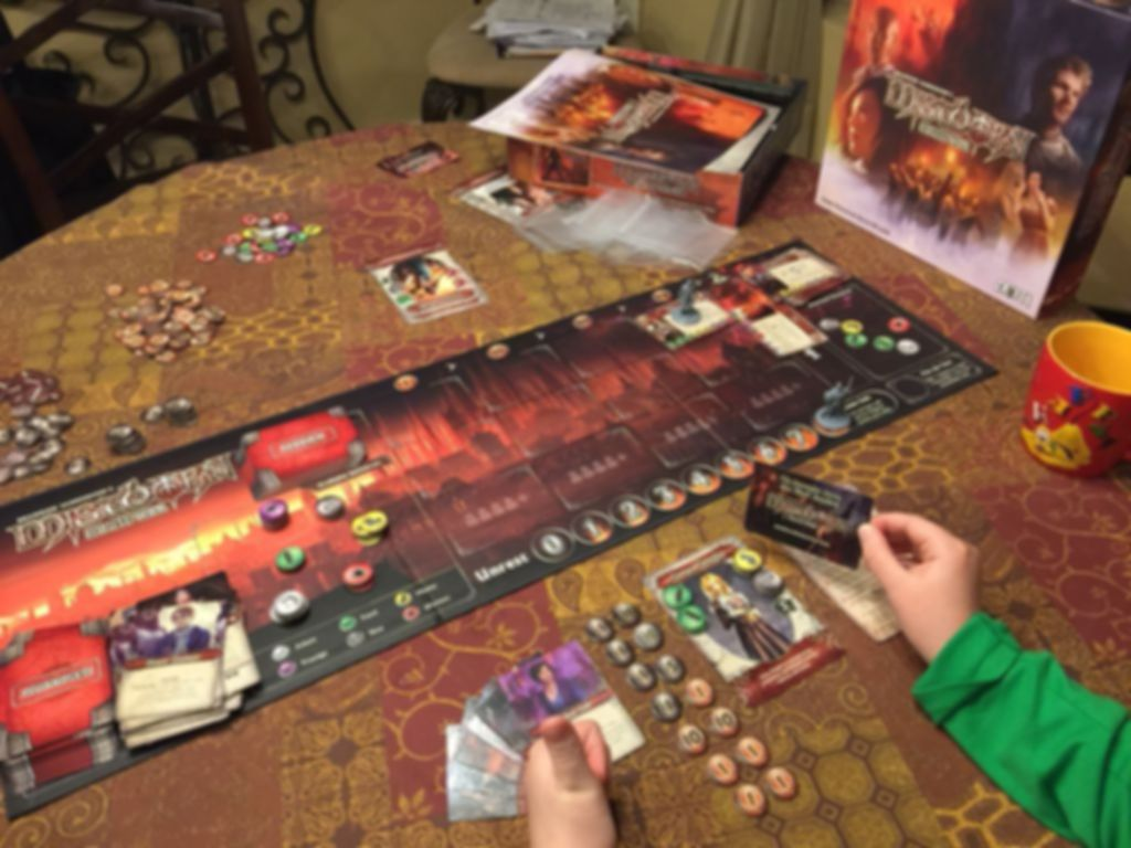 Mistborn: House War gameplay