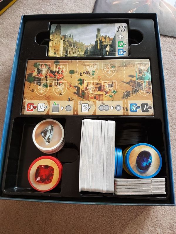 Cities of Splendor box