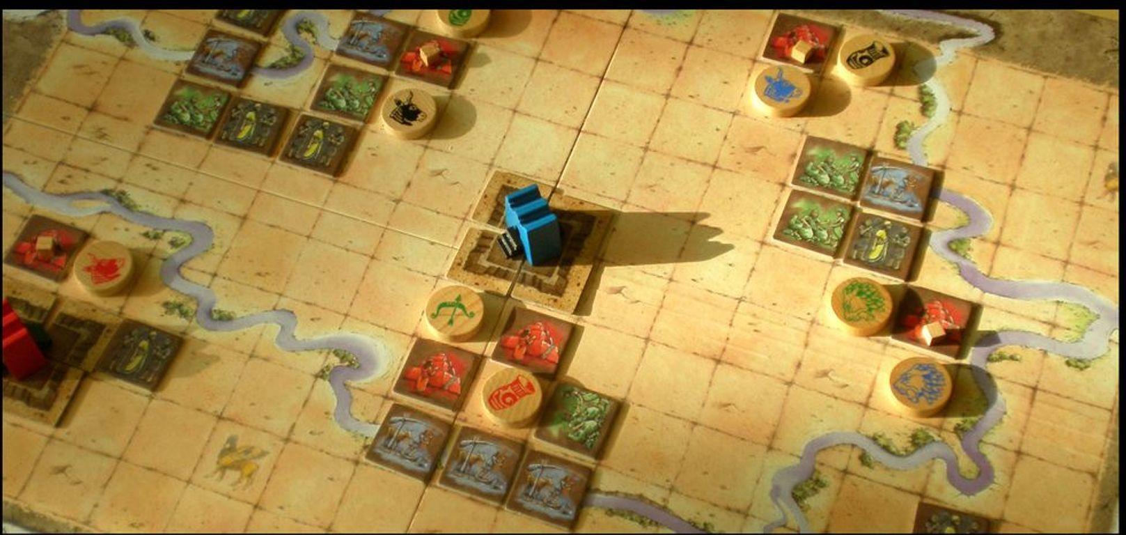 Tigris & Euphrates gameplay