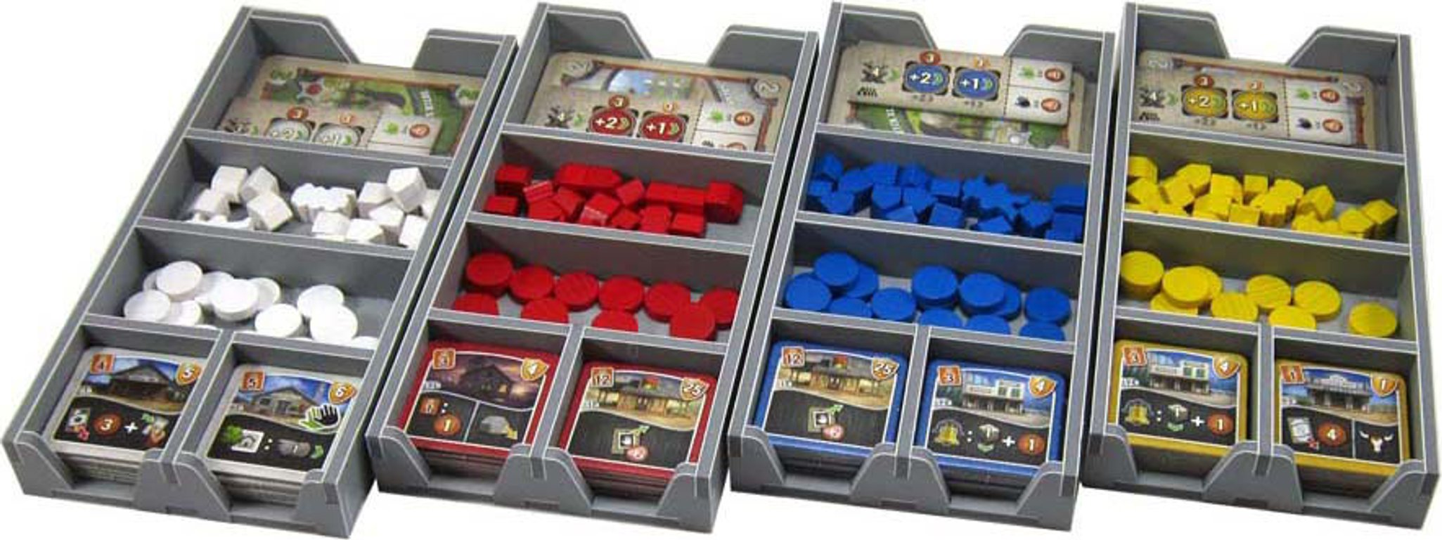 Great Western Trail Insert V2 components