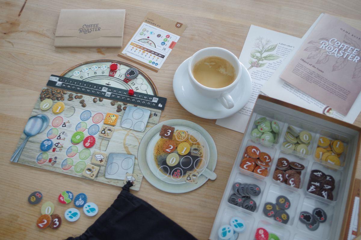 Coffee Roaster gameplay