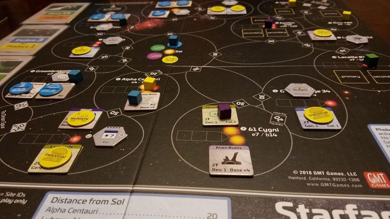 SpaceCorp gameplay