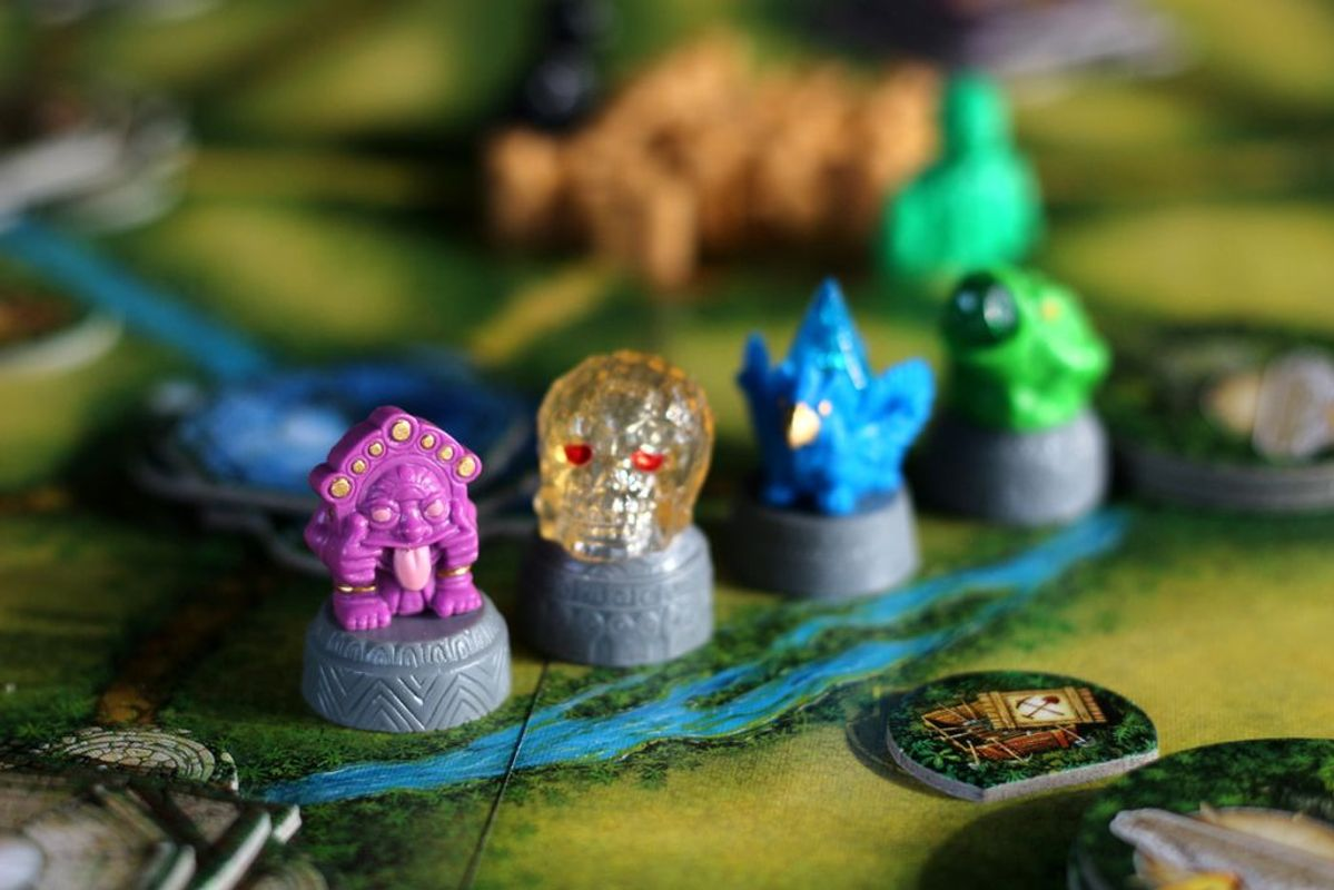 Relic Runners components
