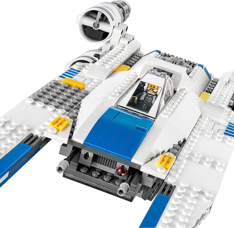 Rebel U-Wing Fighter™ components