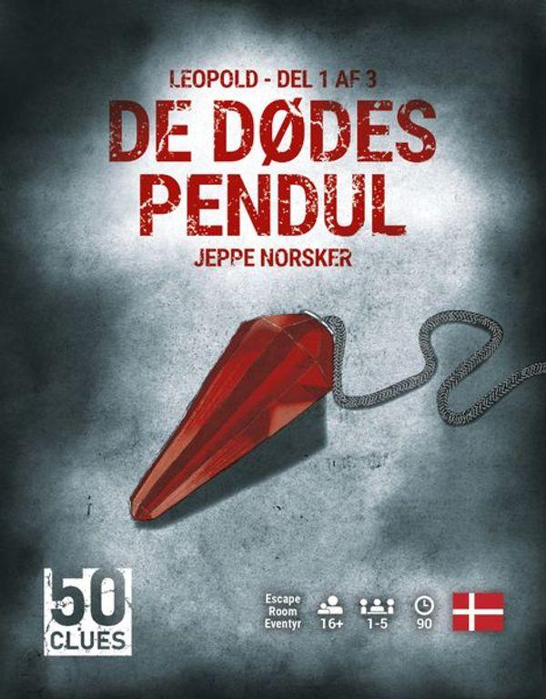 50 Clues: The Pendulum of the Dead box