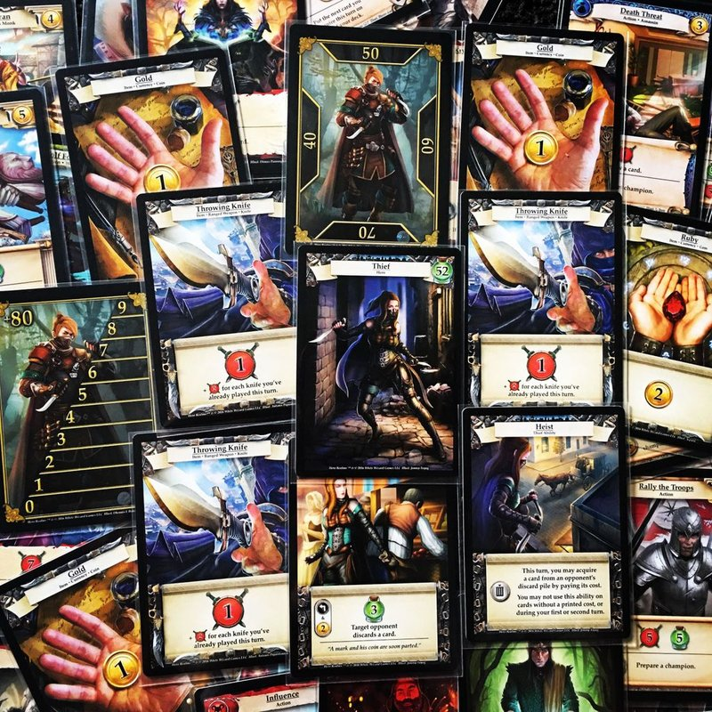 Hero Realms: Character Pack - Thief cards