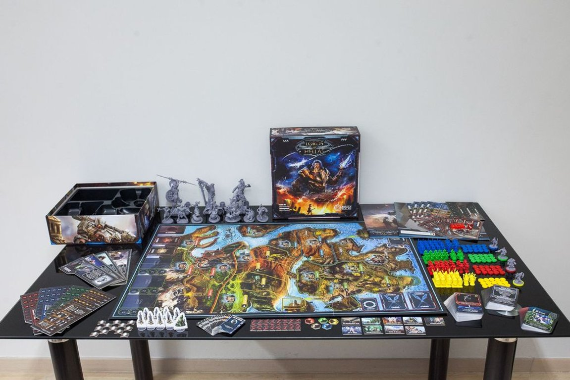 Lords of Hellas components
