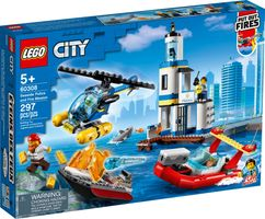 LEGO® City Seaside Police and Fire Mission