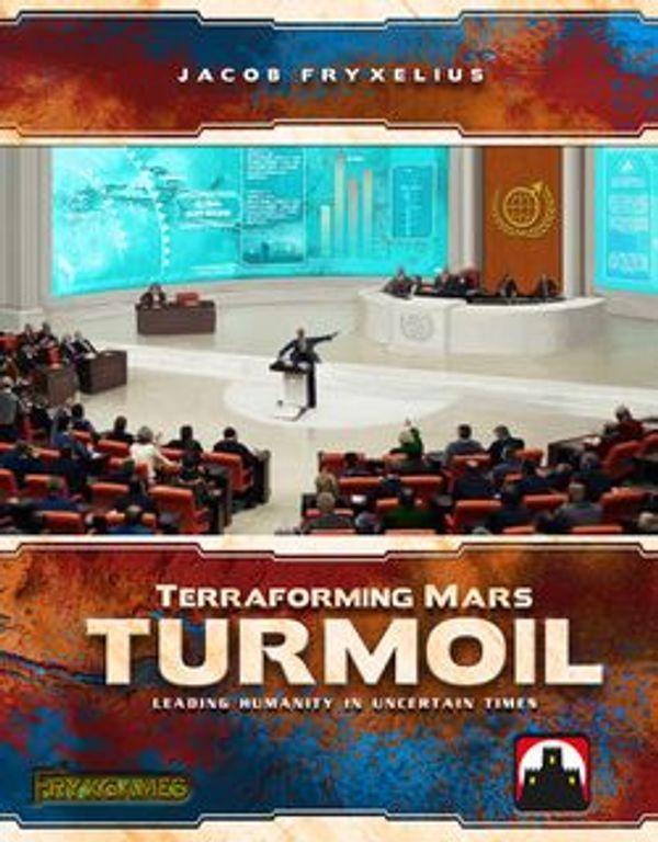 Terraforming+Mars%3A+Turmoil