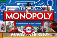 Monopoly: London Underground Edition