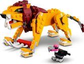 LEGO® Creator Wild Lion components