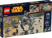 LEGO® Star Wars AT-AP back of the box