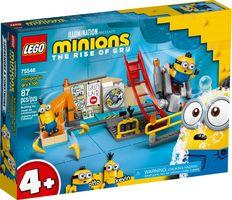 LEGO® Minions Minions in Gru's Lab