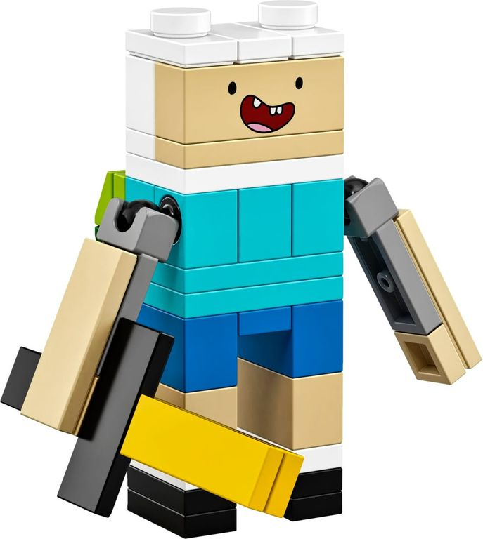 LEGO® Ideas Adventure Time™ characters