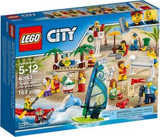 LEGO® City People pack – Fun at the beach