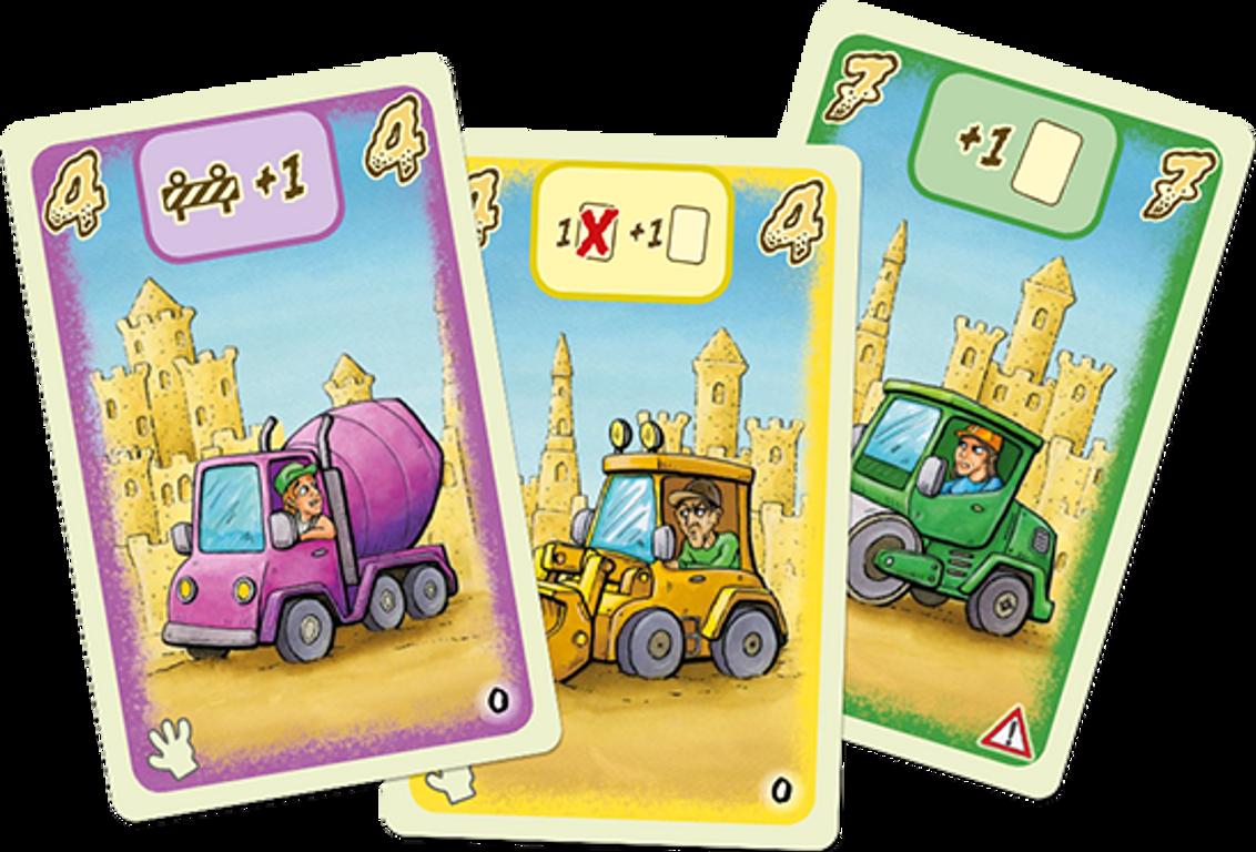 Fine Sand cards